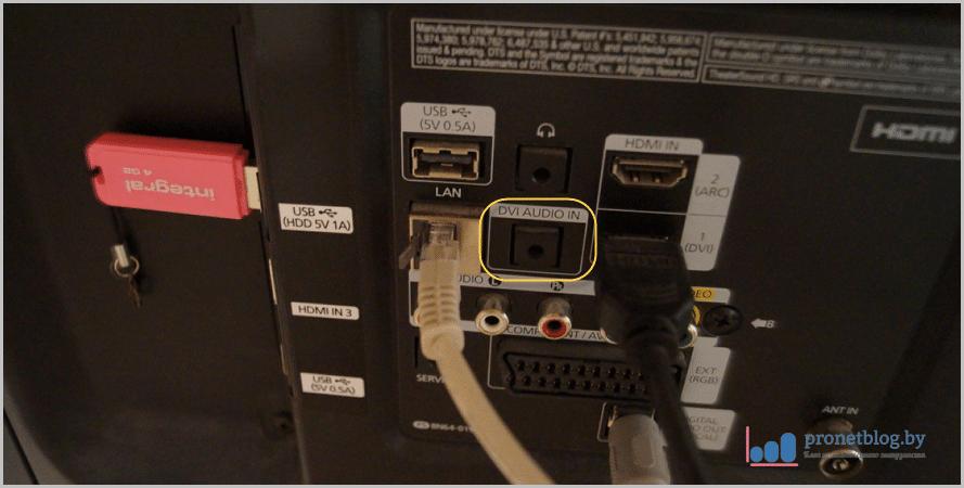 как подключить интернет к простому телевизору самсунг