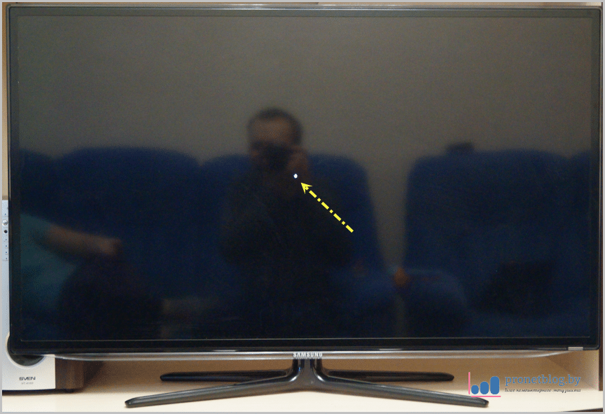 Тест для проверки телевизора