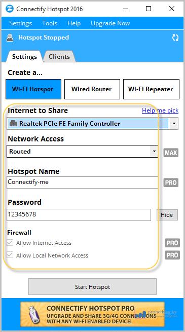 Тема: как раздать WIFI с ноутбука на Windows 7