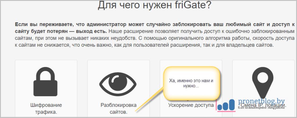 Тема: как зайти на заблокированный сайт