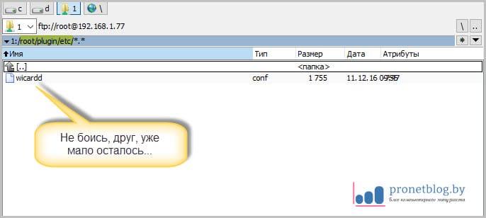 Тема: настройка Wicardd на GI S8120